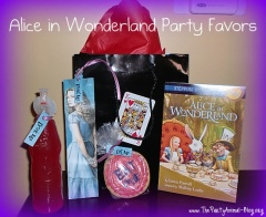 Literary Party Favors