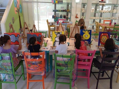 Paint your own pottery studios near houston tx for Painting studios near me