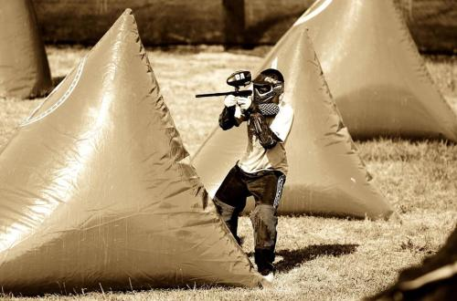 Paintball Houston