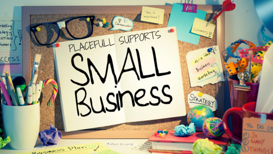 PlaceFull Supports Small Business Saturday