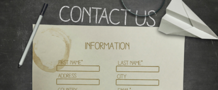 Contact-Us Forms
